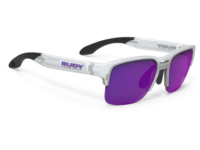 Rudy Project Spinair 58 Gafas de sol, ice matte - rp optics multilaser violet